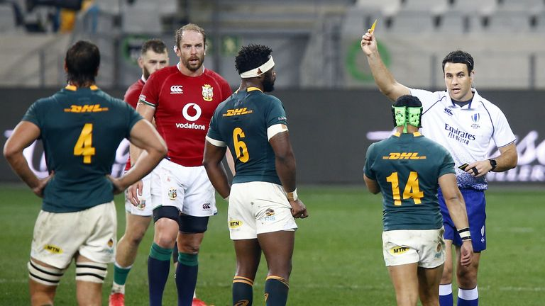 Former British and Irish Lions wing Tommy Bowe says there were 'a number of key incidents' in the Lions' second Test defeat to South Africa