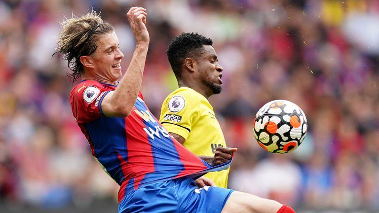 C Palace 0 - 0 Brentford - Match Report & Highlights