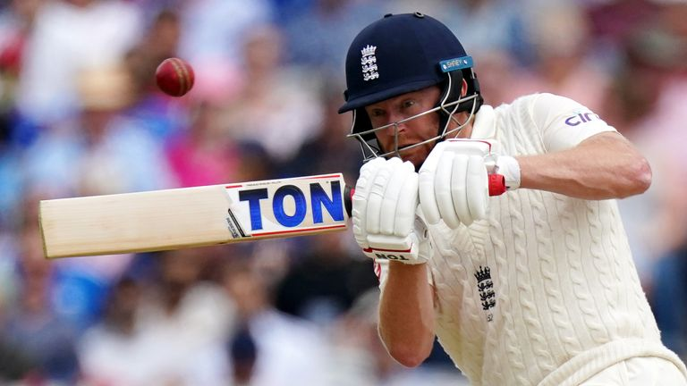 Jonny Bairstow could take over from Jos Buttler as wicket-keeper