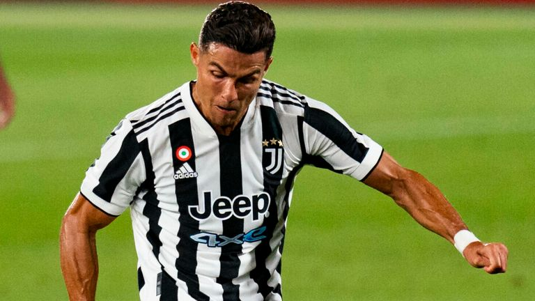 Cristiano Ronaldo (AP)