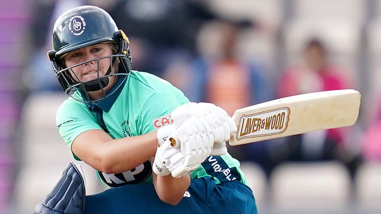 Oval Invincibles captain Dane van Niekerk admits she had her doubts about The Hundred before it started, but believes it was a huge success