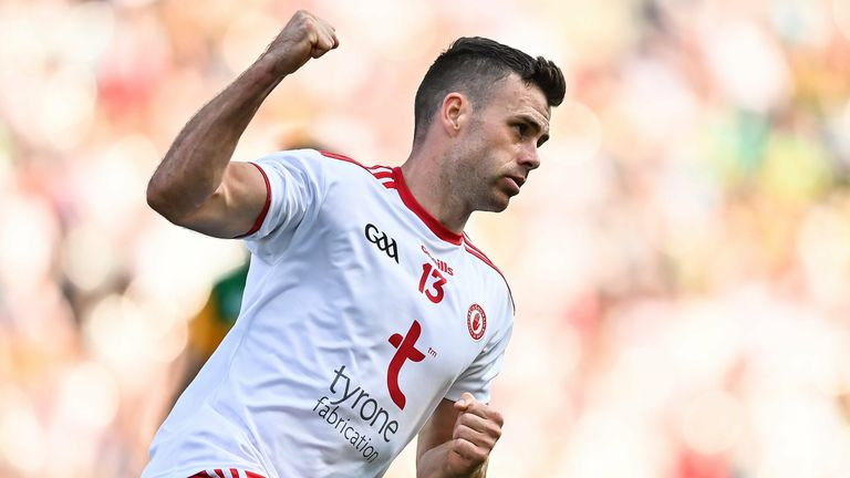 Highlights of Tyrone's extra-time victory over Kerry
