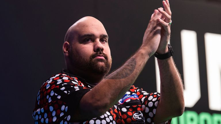 Sky Sports News reporter Michael Bridge says darts has lost one of its most popular players
