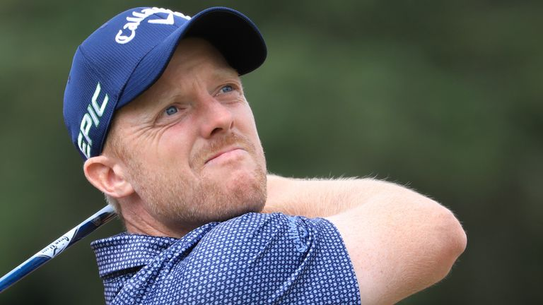 David Horsey fell short in his bid to end a six-year winless run on the European Tour