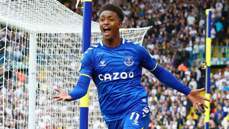 Demarai Grey remet Everton devant