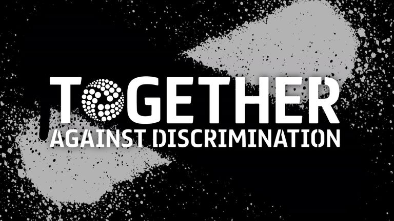 The EFL have launched a Together Against Discrimination video saying racism and dicrimination must be removed from our game