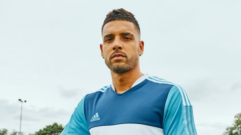 Chelsea and Italy left-back Emerson Palmieri [imagery courtesy of adidas]