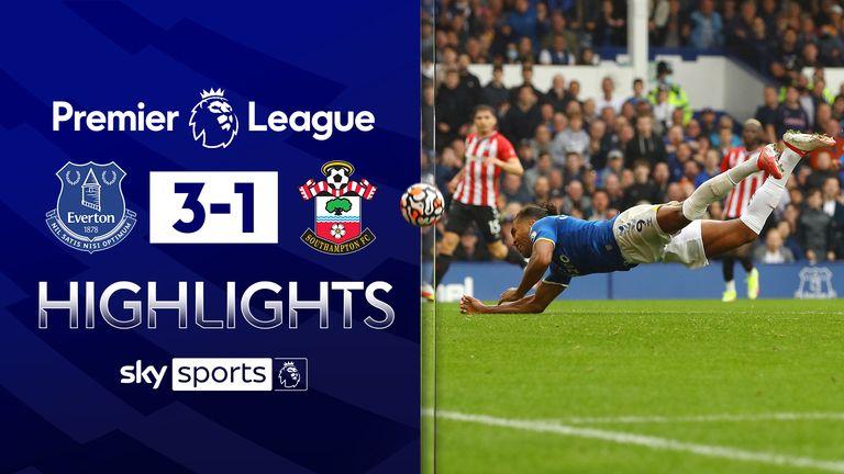 Everton se bat pour Benitez  première victoire