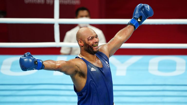 Clarke's bronze is a Team GB feelgood story