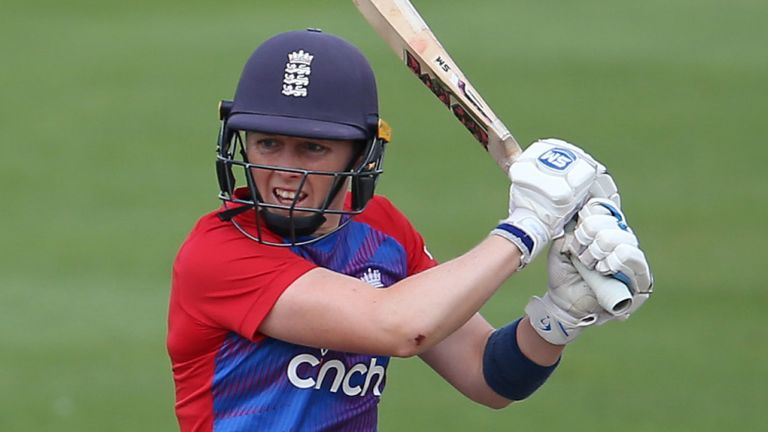 Heather Knight, England captain (Getty)