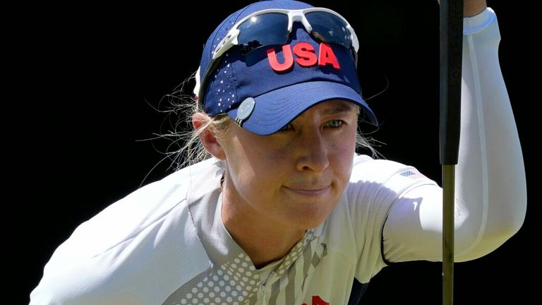 Nelly Korda is already a three-time winner in 2021