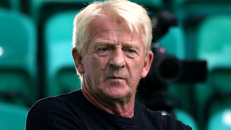 Gordon Strachan has joined Celtic on a three-month consultancy project (PA)