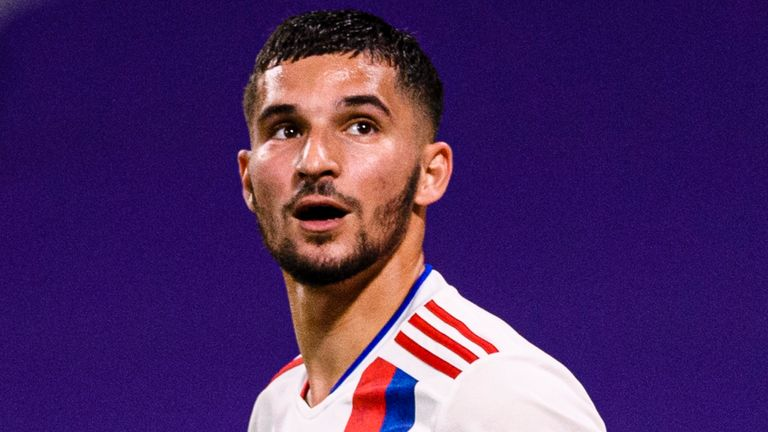 Aouar has reportedly attracted interest from a number of clubs across Europe
