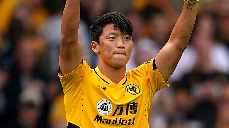 Hwang Hee-chan, Wolves