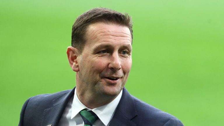 Ian Baraclough's Northern Ireland have picked up just one point from their opening two World Cup qualifiers