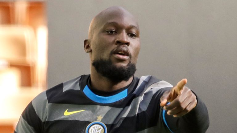 Romelu Lukaku urged Inter Milan to accept a transfer offer from his former club Chelsea
