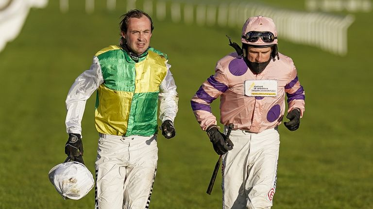 Jump jockeys will also be banned from riding at multiple meetings in a single day