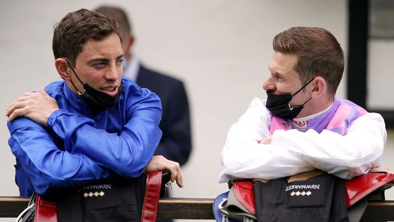 The PJA say the majority of jockeys were in favour of keeping the rule in place