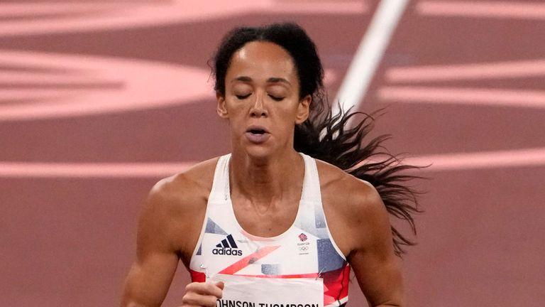 Tokyo 2020: Katarina Johnson-Thompson issues moving statement after heptathlon heartbreak    Olympic Games News