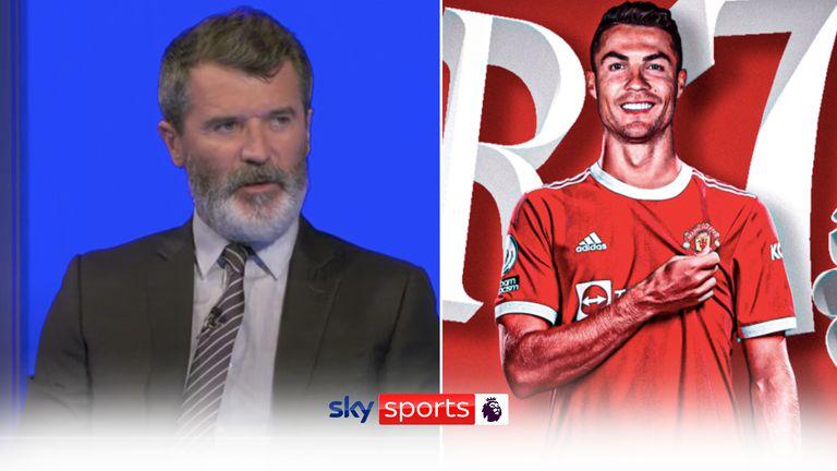 Keane on Ronaldo