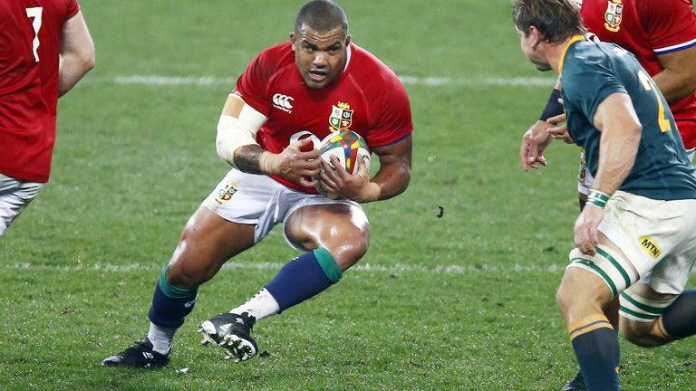 British and Irish Lions prop Kyle Sinckler is free to play in the third and final Test against South Africa after his citing was dismissed