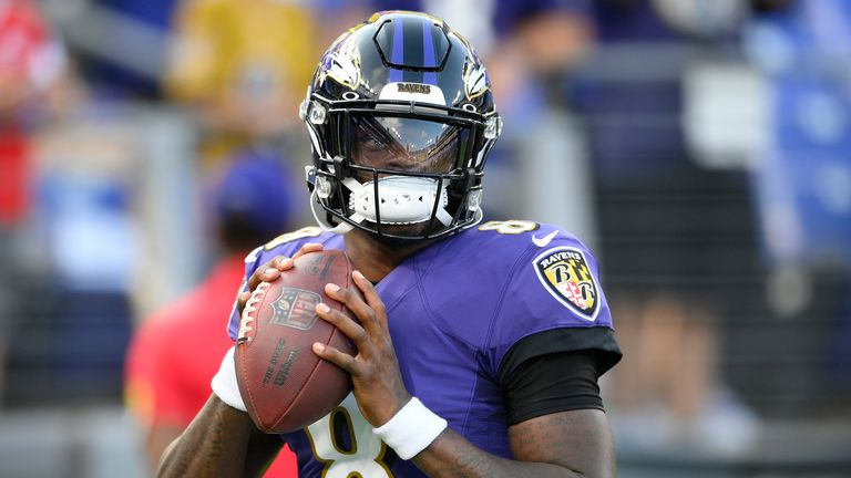 Lamar Jackson and the Ravens will be in Super Bowl contention once again