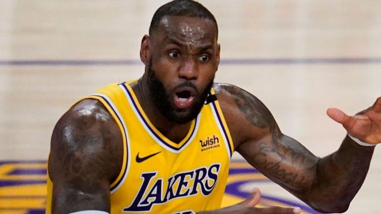 LeBron James (AP)