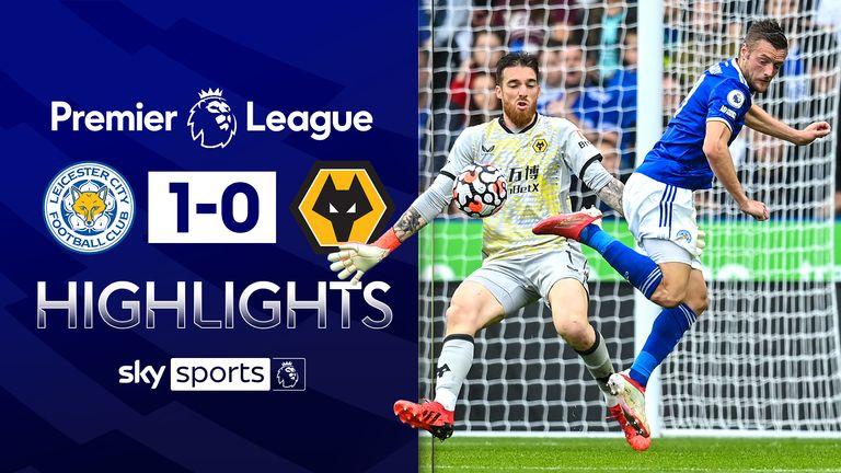 Leicester v Wolves highlights
