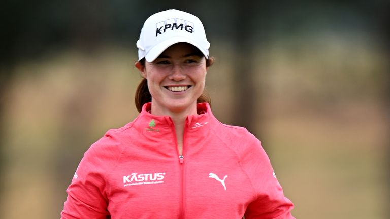 Leona Maguire will become the first Irish player to compete in the Solheim Cup after being handed a captain's pick