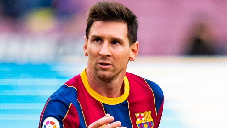 Lionel Messi is set to depart Barcelona after an association of over two decades with the club
