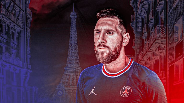 Lionel Messi has agreed to join Paris Saint Germain