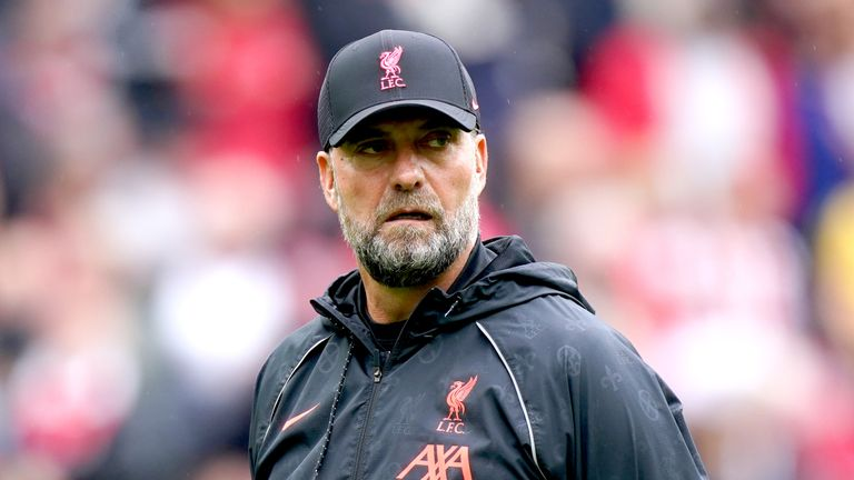 Liverpool  boss Jurgen Klopp has been previewing his side's Premier League game with Chelsea this weekend