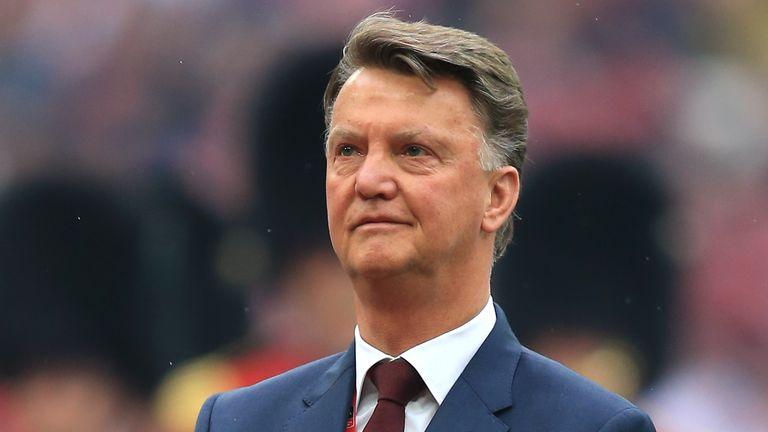 Louis van Gaal, reelegido entrenador de Holanda