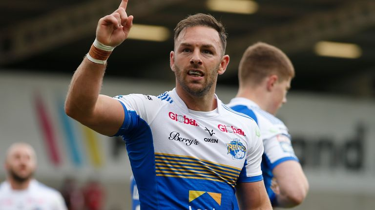 Luke Gale is likely to miss the rest of the 2021 Super League season