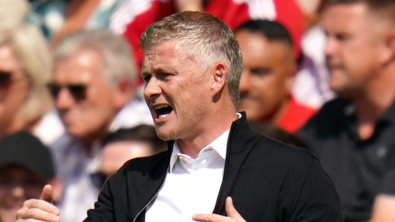 Manchester United boss Ole Gunnar Solskjaer has been previewing his side's trip to Wolves this weekend