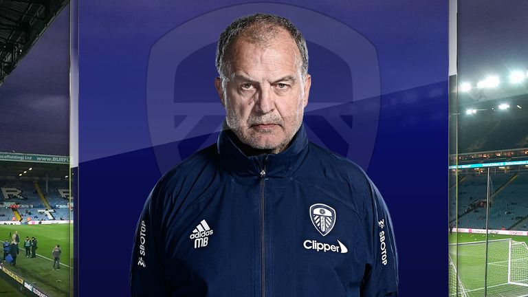 Marcelo Bielsa is preparing for his fourth season in charge of Leeds