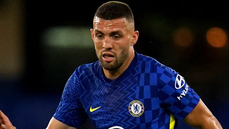 Mateo Kovacic wants to win more trophies with Chelsea