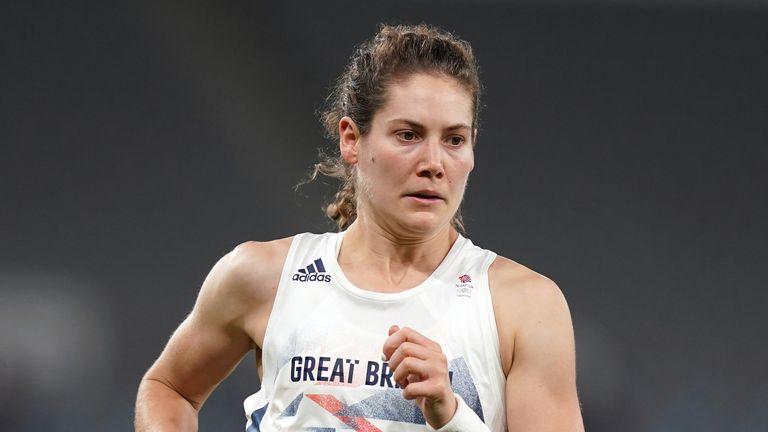 Kate French hat eine erstaunliche Reihe von Veranstaltungen produziert, um die Goldmedaille für Großbritannien im modernen Fünfkampf zu gewinnen