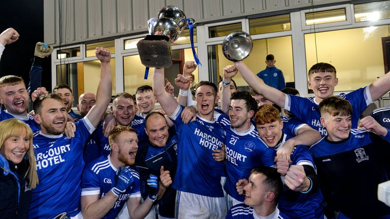 Naomh Conaill are looking to back up their 2019 triumph, when they defeated Gaoth Dobhair after a second replay