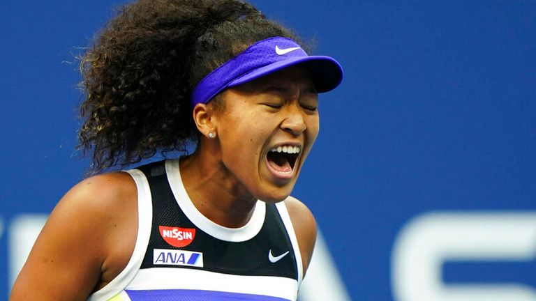 Osaka begins her US Open defence against Marie Bouzkova