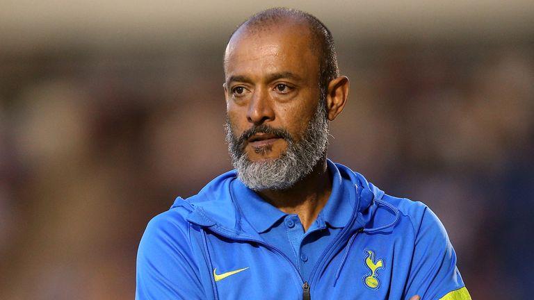Nuno Espirito Santo's Tottenham will play in the inaugural Europa Conference League