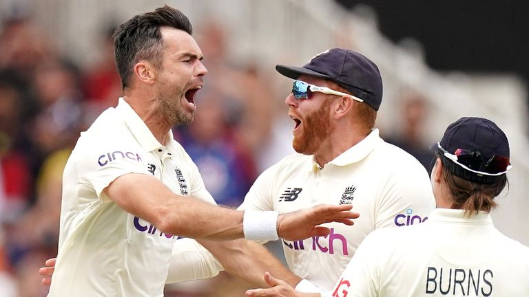 James Anderson, England (PA Images)