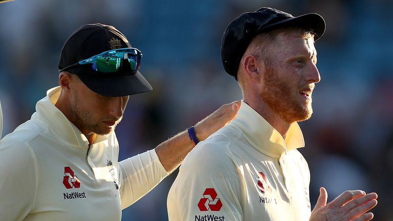 Joe Root says Ben Stokes' wellbeing is far more important than cricket after the all-rounder decided to take an indefinite break from cricket
