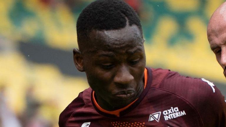 Metz midfielder Pape Matar Sarr