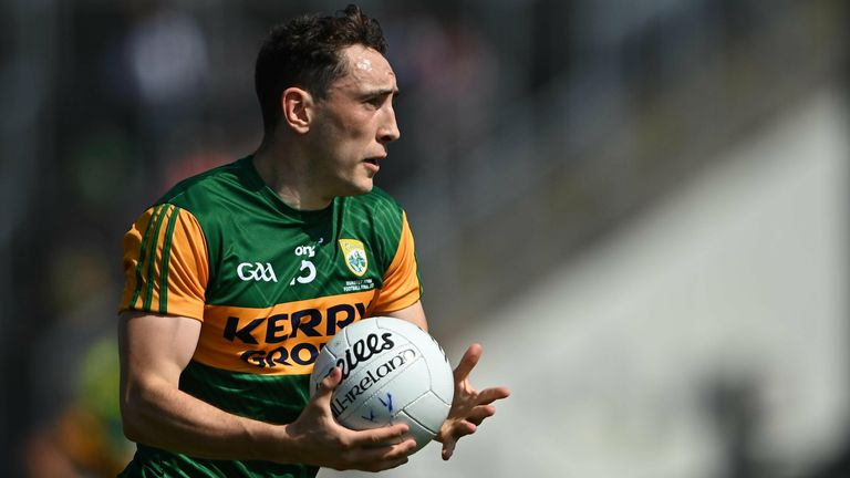 Paudie Clifford is hoping to guide Kerry into the All-Ireland final