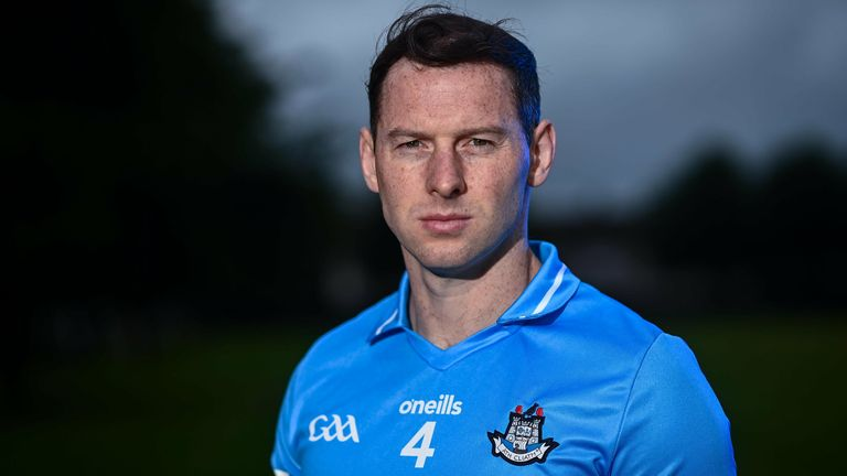 Philly McMahon is hoping to add to his remarkable haul of eight All-Ireland medals this month