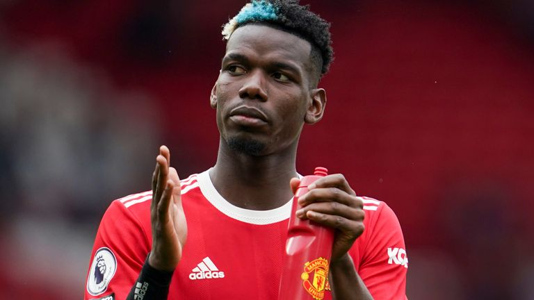 Paul Pogba on Man Utd future and possible Juventus return: 'I'll decide in summer, let's see what happens'   Football News   Sky Sports
