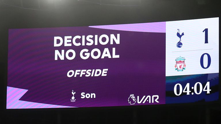 There will be subtle changes to an official's use of VAR this Premier League campaign