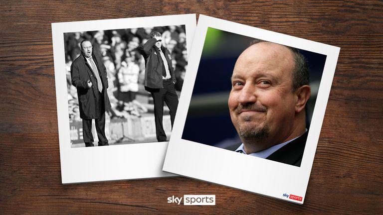 Rafa Benítez comienza su reinado en el Everton