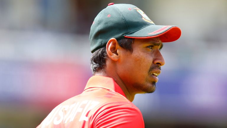 Rahman inspired Bangladesh to victory with a remarkable economy of just over two runs per over (Getty Images)